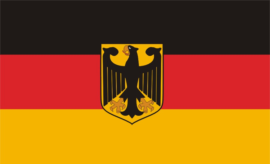 German Flags And Their Symbolism Life In Germany Toytown Germany